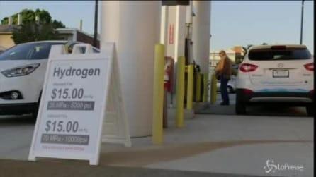 California, apre il primo distributore d'idrogeno al mondo