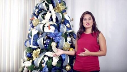 Come decorare il tuo albero di Natale
