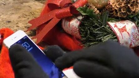 Come usare il touch screen con i guanti