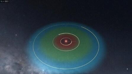Ecco le immagini di Wolf 1061c, il pianeta simile alla Terra e potenzialmente abitabile