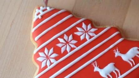 Biscotti con la ghiaccia reale: ecco come realizzarli