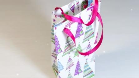 Come fare un sacchetto regalo fai da te