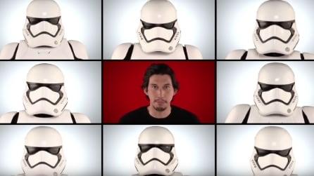E se gli Stormtrooper cantassero la colonna sonora di Star Wars?