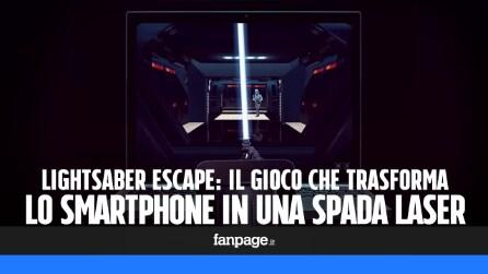 Star Wars: il gioco di Google che trasforma lo smartphone in una spada laser