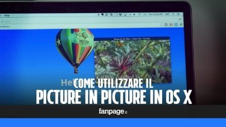 Utilizzare il Picture in Picture di iOS 9 anche in OS X El Capitan