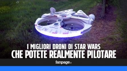 I migliori droni di Star Wars che potete realmente pilotare