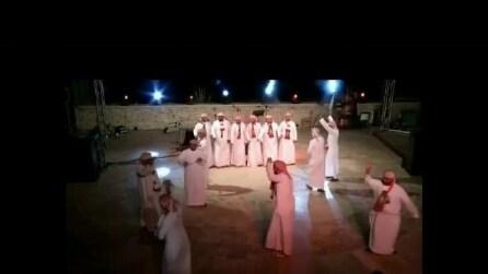 danza oreintale con Sabah Benziadi giro del mondo
