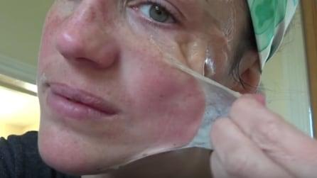 Come fare una maschera in casa per eliminare i punti neri