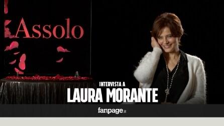 """Laura Morante: """"'Assolo' nasce come esortazione per una nuova rivoluzione femminile"""""""