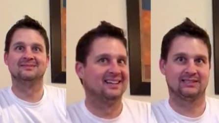 Papà apre il suo regalo di Natale e resta basito: lo scherzo tremendo di sua figlia