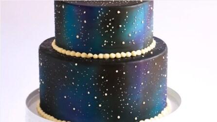 Si chiama Galaxy Cake: ecco come realizzarla
