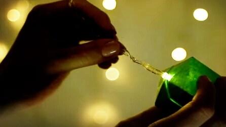 Come realizzare una lampada di carta con gli origami