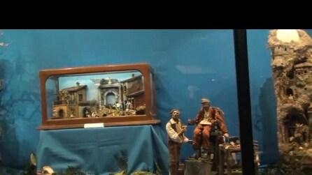 1mostra pèresepe napoletani a pnte san pèietro del 2015 1° video