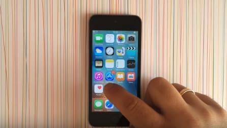 Il trucco semplice per nascondere le app sull'iPhone