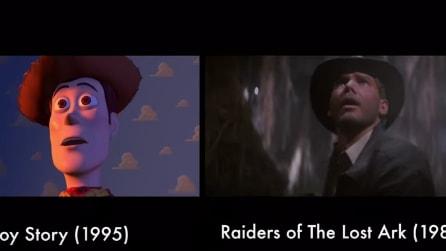 Il tributo della Pixar ai capolavori del cinema