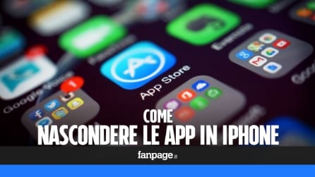 Come nascondere le app in iPhone senza jailbreak
