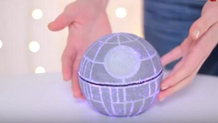 """Come creare una lampada """"Morte Nera"""" ispirata a Star Wars"""