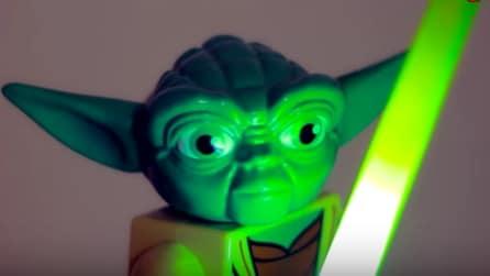 Come creare una spada laser di Star Wars in soli 2 minuti