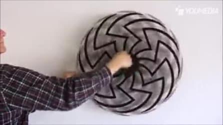 Toca no círculo e você vai ficar encantado com o que acontece