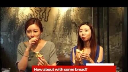 Cosa pensano i coreani della carne cotta col barbecue?