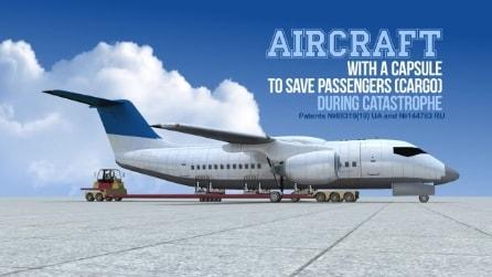 Rivoluzione a bordo: ecco l'invenzione per salvarsi dai disastri aerei