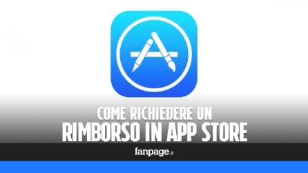 Come richiedere un rimborso di app e acquisti in-app iOS