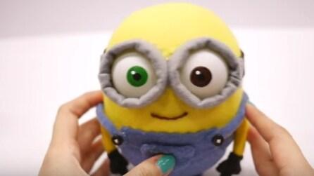 Come creare un Minion con dei calzini