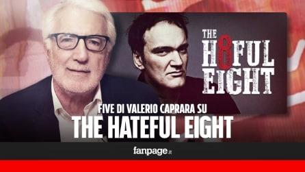 I 5 motivi per cui 'The Hateful Eight' non è all'altezza di Quentin Tarantino