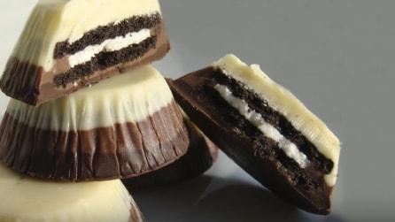 Cioccolatini Oreo: ecco la golosa ricetta fai da te