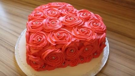 La torta perfetta per San Valentino: ecco come realizzarla