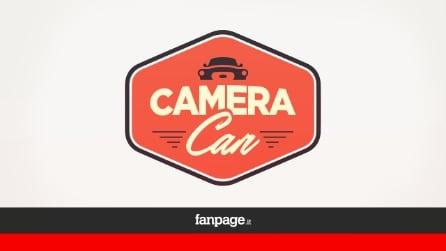Camera Car - Trailer
