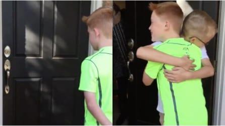 I due migliori amici si rincontrano dopo anni: quello che accade è commovente