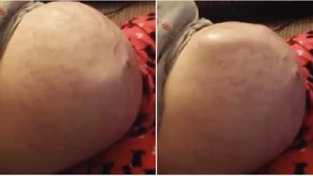 Il bimbo è pronto a nascere: ecco cosa avviene alla pancia della mamma