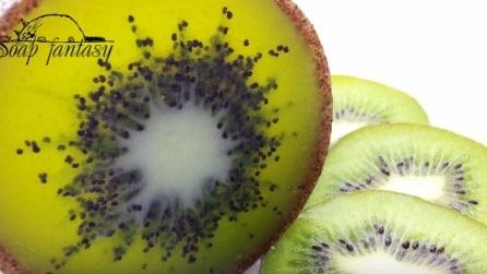 Come realizzare una saponetta di frutta fatta in casa