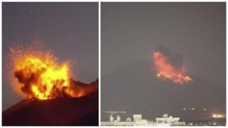 Giappone, paura per l'eruzione del vulcano vicino alla centrale nucleare di Sendai