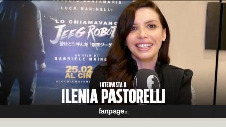 """Ilenia Pastorelli: """"Senza il 'Grande Fratello' non avrei potuto fare 'Lo chiamavano Jeeg Robot"""""""