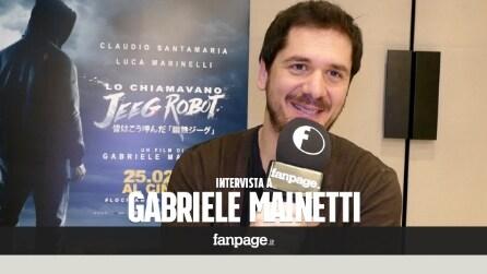 """Gabriele Mainetti: """"In Italia per fare film originali bisogna autoprodurli"""""""