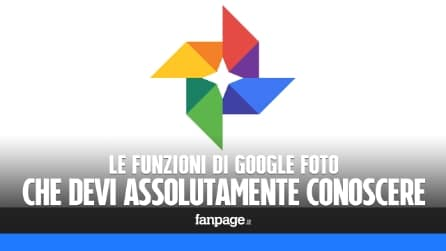 Le funzioni di Google Foto che devi assolutamente conoscere