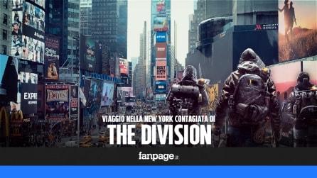The Division, il gioco che devasta New York con un'epidemia mondiale