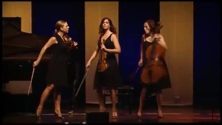 Una straordinaria esibizione delle Salut Salon: quando la musica classica incontra la bellezza