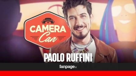 """Paolo Ruffini a Camera Car: """"La vita è un'opportunità, bisogna essere positivi"""""""