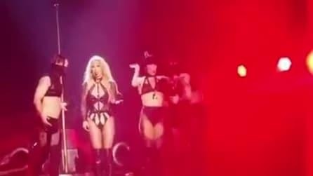 "Britney Spears a Las Vegas: ""Voglio un nerd superdotato"""