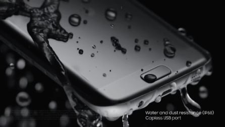 Il trailer di lancio dei Galaxy S7 and S7 Edge