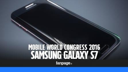 Samsung Galaxy S7: prova e anteprima video