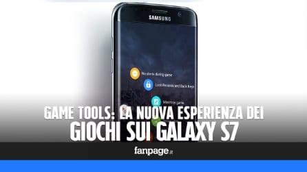 Game Tools Galaxy S7: la nuova esperienza di gioco secondo Samsung