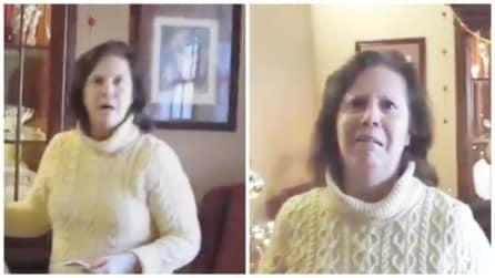 La figlia le dice che diventerà nonna: la sua reazione è però inaspettata