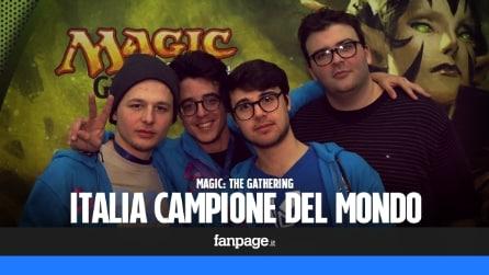 """Magic, l'Italia è campione del mondo: """"Lo stereotipo del nerd è superato"""""""