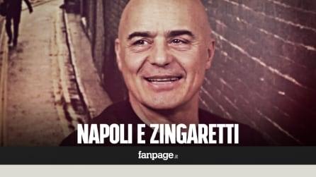"""Luca Zingaretti: """"Napoli, terra di eccellenze artistiche. La sua sofferenza è la vera forza"""""""