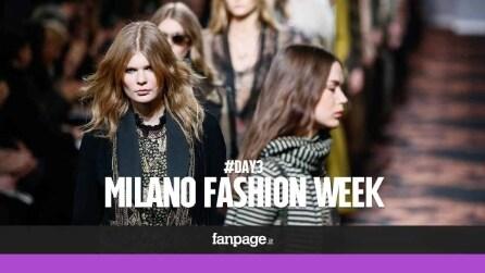 """Milano Fashion Week A/I 16-17: il """"best of"""" del terzo giorno"""