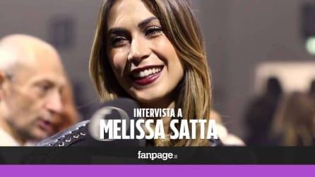 """Melissa Satta: """"Devo ancora scegliere l'abito da sposa"""""""